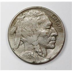 1926-D BUFFALO NICKEL