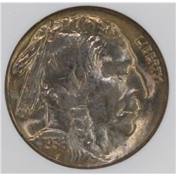 1936-S BUFFALO NICKEL