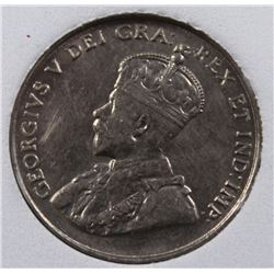 1923 CANADA NICKEL