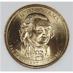 20017 JOHN ADAMS MINT ERROR DOLLAR