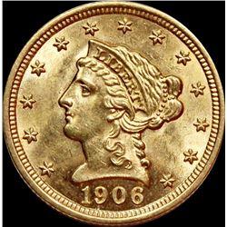 1906 $2.50 LIBERTY
