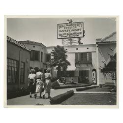 Walt Disney Hyperion Studios Publicity Photo.