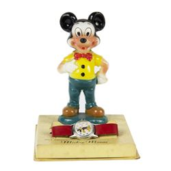 Ingersoll Mickey Mouse Watch Display.