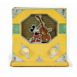 Extremely Rare Emerson Mickey Mouse Radio.
