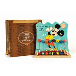 Mickey Mouse Tap a Tune Musical Toy.