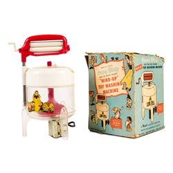 Snow White Doll Clothing Washing Machine.