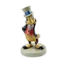 Jiminy Cricket Animator's Maquette from Pinocchio.