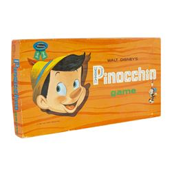 Walt Disney's Pinocchio Board Game.