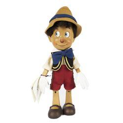 Pinocchio R. John Wright Doll.