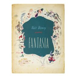 Fantasia Multi-Signed Program.