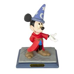 Limited Edition Sorcerer Mickey Sculpture.