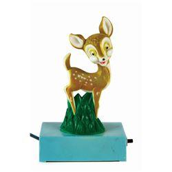 Hankscraft Bambi Nursery Nite Lite.