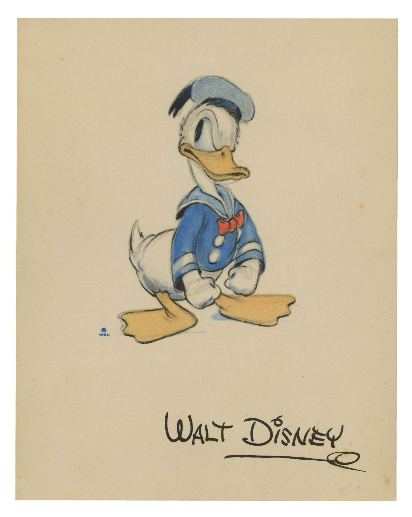 Coloring Pages Coloring Duck Donald To Print Baby Animal Tunes