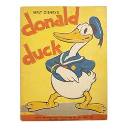 Walt Disney's Donald Duck Book.