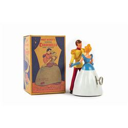 Dancing Cinderella and Prince Mechanical Toy.