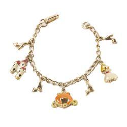 Cinderella 7-Charm Bracelet.