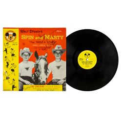 Spin and Marty The Triple-R Song Record.