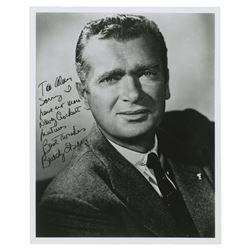 Buddy Ebsen Autographed Publicity Photo.