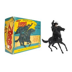Zorro Figure in Original Box.