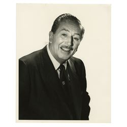 Walt Disney Publicity Photo by John Engstead.