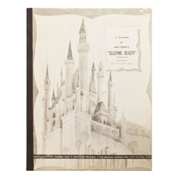A Preview of Walt Disney's Sleeping Beauty Booklet.