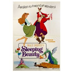 Sleeping Beauty Re-Release Poster.