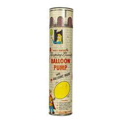 Sleeping Beauty Balloon Pump.