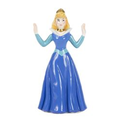 Princess Aurora Sleeping Beauty Ceramic Figure.