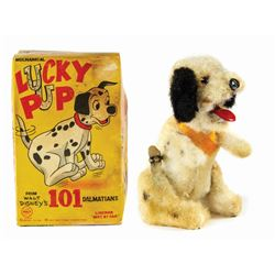 101 Dalmatians Mechanical Lucky Pup Toy.