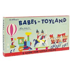 Babes in Toyland Board Game.
