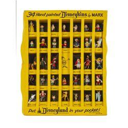 First Series Disneykins Gift Box by Marx.