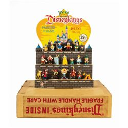 """Disneykings"" Deluxe Store Display with Box by Marx."