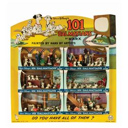 101 Dalmatians Store Display by Marx.