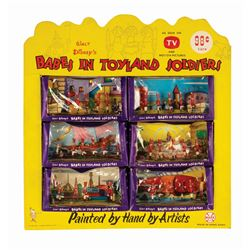 Babes in Toyland Store Display by Marx.