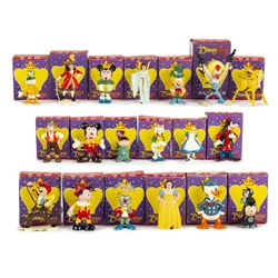 Collection of (19) Disneykings Figures by Marx.