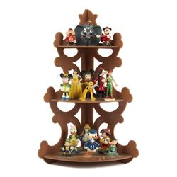 Disneykins Cabinet with (15) Characters by Marx.