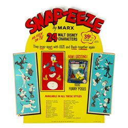 Snap-Eeze Display in Original Box.