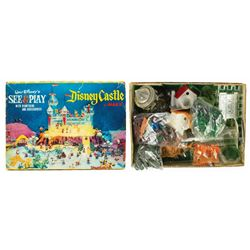 Disneykins See & Play Disney Castle Play Set.