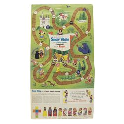 Disneykins Snow White and the Seven Dwarfs Game.