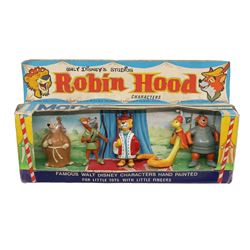 Prototype Robin Hood Play Set by Marx.