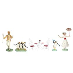 Walt Disney Classics Collection Mary Poppins Set.