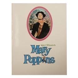 Mary Poppins Storybook.
