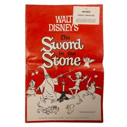 The Sword in the Stone Advance Campaign Book.