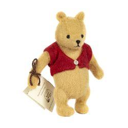 "Winnie the Pooh ""Pocket Pooh"" R. John Wright Doll."