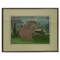 Original Production Cel from The Jungle Book.