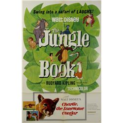 The Jungle Book One Sheet Poster.
