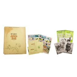 The Jungle Book Archive of Advance Campaign Materials.