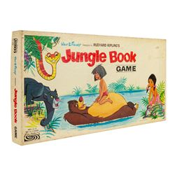 The Jungle Book Board Game.