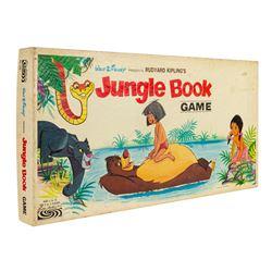 The Jungle Book Board Game.