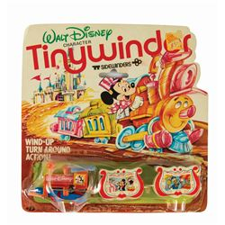 Walt Disney Character Tinywinder Train Toy.